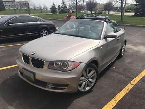 2008 BMW 1 SERIES ** CONVERTIBLE ** 6 SPEED ** VERY RARE **