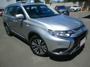 2018 Mitsubishi Outlander ZL MY19 ES AWD Silver 6 Speed Constant Variable Wagon Melrose Park Mitcham Area Preview