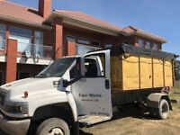 GARBAGE AND RECYCLING BINS , REMOVAL,  WASTE, GREEN
