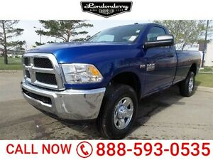 BRAND NEW 2015 Ram 2500 ST - WAS $50,440 NOW $39,988