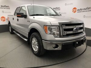 2014 Ford F-150 XLT 4x4 SuperCrew Cab 157.0 in. WB