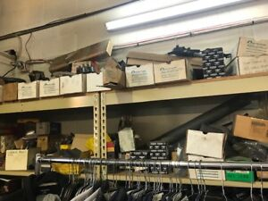 OLDER BRITISH CAR PARTS