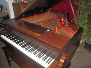 Spectacular 6' Grand Piano Collard and Collard