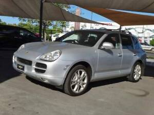 2005 Porsche Cayenne S 9PA 4WD SUV Moorooka Brisbane South West Preview