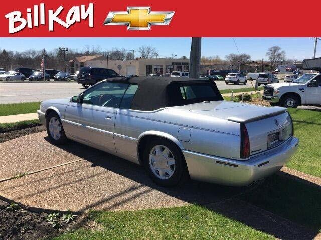 Image 5 Voiture Américaine d'occasion Cadillac Eldorado 2001