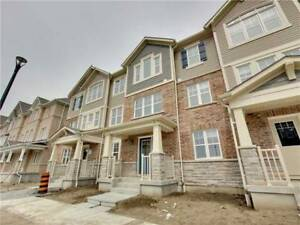 PICKERING TOWNHOUSE (5 BD & 4 WS) BRAND NEW
