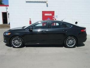 2013 Ford Fusion SE ~ Leather ~ sunroof ~ Backup cam ~ $11,999