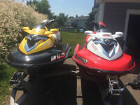 Package Deal Matching SEADOO 215 RXT supercharged