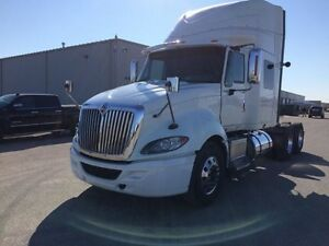 2014 International ProStar +122, Used Sleeper Tractor