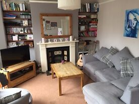 LOVELY 2 bed, first floot flat of victorian house in Pontcanna with patio area and garage.