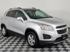 2016 Chevrolet Trax LT w/REMOTE START, BOSE AUDIO, NEW TIRES AND