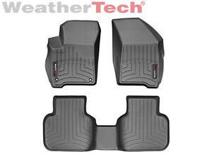 Mercedes 2013-2017 B250 Weather tech OEM winter mats