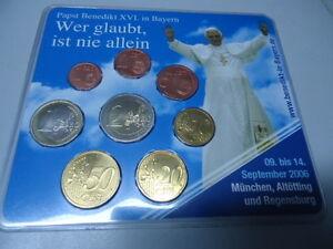 BRD BUND 2006 - Sonder KMS Papst Benedikt XVI. Bayern