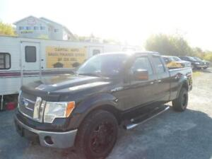 2009 F-150 LARIAT!!! FULLY LOADED! LEATHER- MINT UNDERNEATH