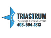 Website Design, Graphic Design & More - TRIASTRUM