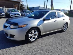 2009 Acura TSX AUTOMATIC, 1 YEARS POWER TRAIN WARRANTY AND A SET