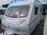 Elddis Group Explorer Tristar 4 berth touring caravan