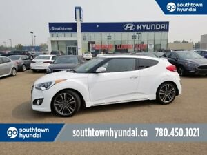 2016 Hyundai Veloster TURBO/NAV/PANO ROOF/LEATHER/BACKUP CAM