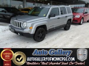 2015 Jeep Patriot High Altitude 4x4