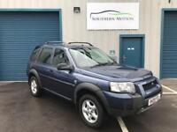 2005/05 Land Rover Freelander 2.0TD4 SE Stationwagon 5dr