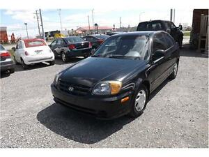 2004 Hyundai Accent GS. AUTOMATIQUE /AIR CLIMATISÉ