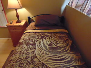 Clean cozy room available for short term