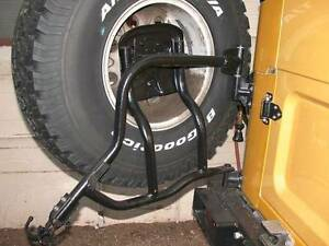 Wanted - FJ40 swing out spare tyre carrier Broken Hill Central Broken Hill Area Preview