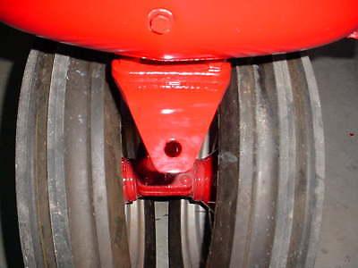 Farmall Ih H. Super C C B Tractor Front Pedestal Hitch Plate