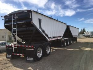 Castleton Grain Trailers - For PURCHASE or RENT