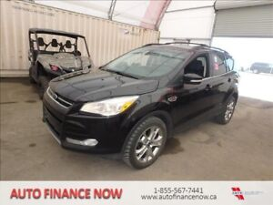 2013 Ford Escape SEL LOADED CHEAP SUV CHEAP PAYMENTS 4x4