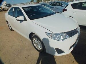 2013 Toyota Camry ASV50R Altise White 6 Speed Automatic Sedan Bohle Townsville City Preview