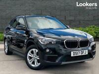 2017 BMW X1 Xdrive 18D Se 5Dr Step Auto Estate Diesel Automatic
