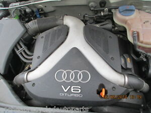 AUDI-QUATTRO-ALLROAD-2005-MODEL-2-7-litre-V6-ONE-TURBOCHARGER-WITH-WARRANTY