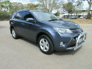 2014 Toyota RAV4 ZSA42R MY14 Upgrade GXL (2WD) Blue Continuous Variable Wagon Gilles Plains Port Adelaide Area Preview