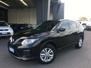 2015 Nissan X-Trail T32 ST (FWD) Black Continuous Variable Wagon Beckenham Gosnells Area Preview