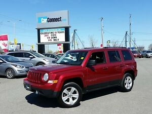 2012 Jeep Patriot SPORT ONLY $19 DOWN $65/WKLY!!