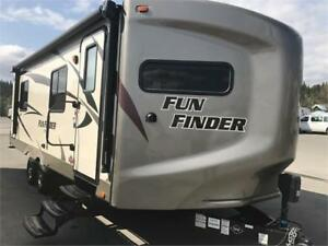 2016 Fun Finder 229VSD