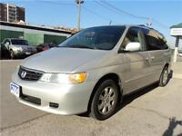2004 Honda Odyssey EX-L RES/Leather/DVD