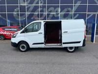 2020 Ford Transit Custom 2.0 Ecoblue 105Ps Low Roof Leader Van Van Diesel Manual