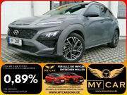 Hyundai Kona 1.6T 7AT 199PS 4x4 N-LINE LEDER HEADUP