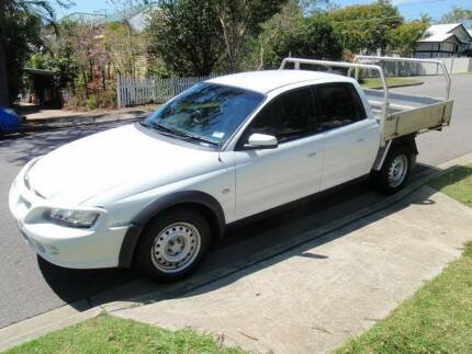 2006 Holden Crewman Cross 6 VZ Ute Annerley Brisbane South West Preview