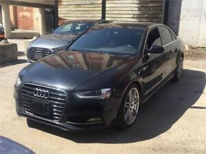 2013 Audi A4 Premium, S-LINE, NAVIGATION, 6 SPEED MANUAL