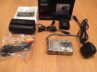 Lumix TZ7 Camera