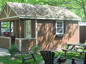 Brand new cabins available at Pine Valley Park in Hamilton