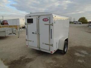 5X8 ATLAS ENCLOSED - WELL BUILT, PRICED TO SELL! London Ontario image 3