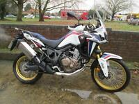 Honda CRF 1000 L AFRICA TWIN TOURING MOTORCYCLE