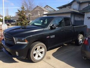 2015 Dodge Power Ram 1500 Sport Pickup Truck