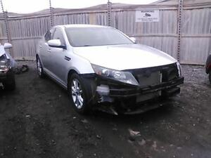 2012 Kia Optima Salvaged for export only.