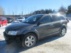 2013 Dodge Journey R/T ***BRANDED SALVAGE***