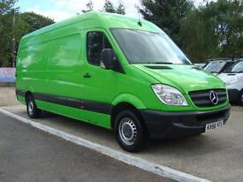 2006 MERCEDES BENZ SPRINTER 2.1 CDI 311 Ex High Roof 4dr LWB